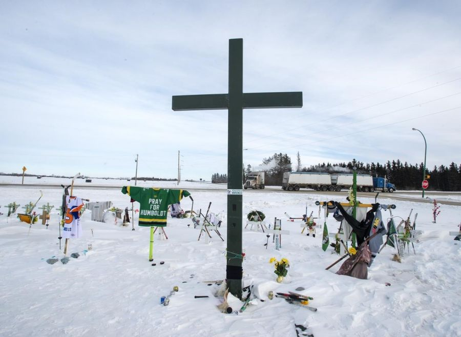 Truck driver in fatal Humboldt Broncos' bus crash sentenced to eight years