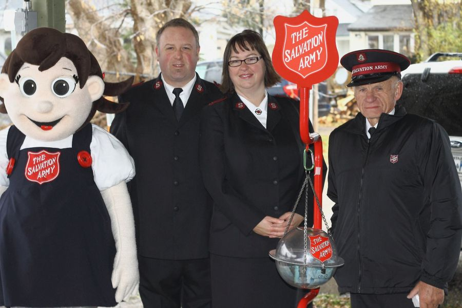 Salvation Army needs more volunteers