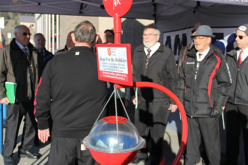 Salvation Army kettle donations lag across north country