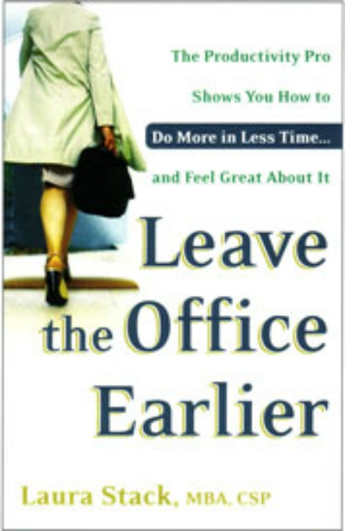 monday is leave the office early day home office early