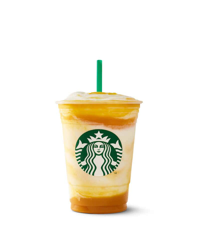 Starbucks Unveils New Frappuccinos for Summer