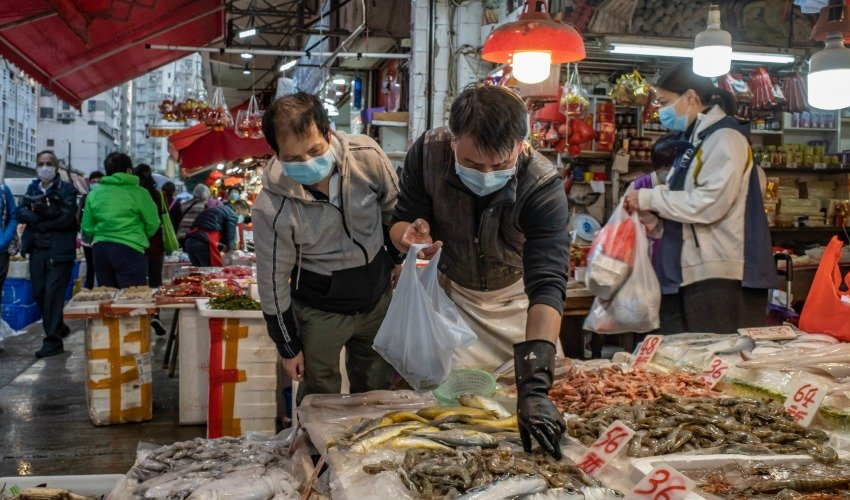 Wuhan bans eating wild animals as virus drives a crackdown in China