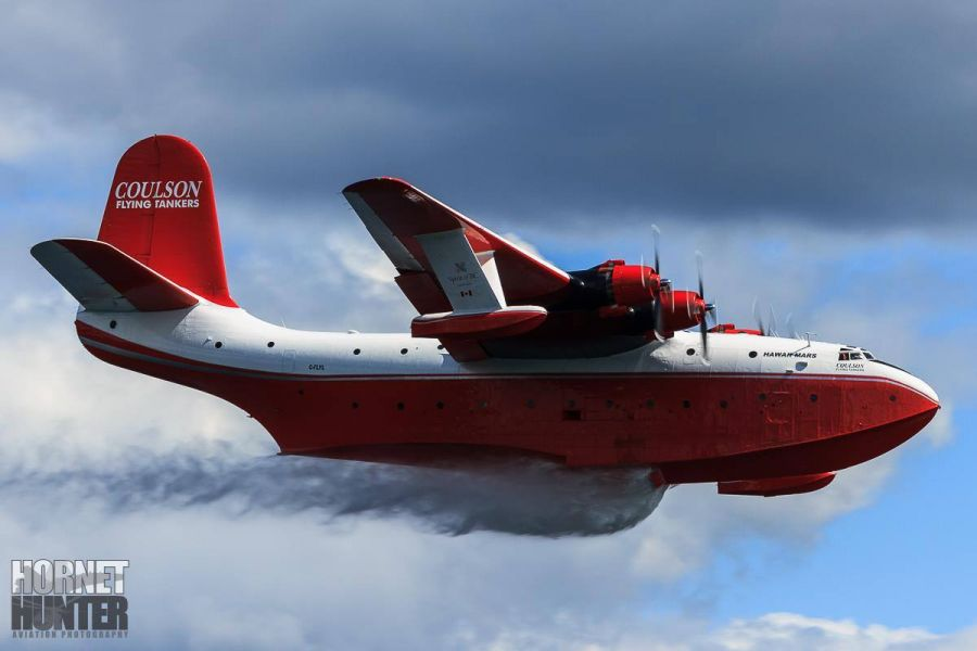 Exclusive Interview Martin Mars Water Bomber Owner