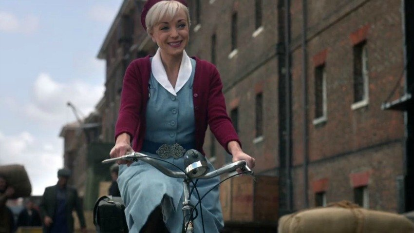 <who> Photo Credit: IMDb </who> Call the Midwife