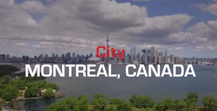 Hey Ferrari, the CN Tower is in Toronto, not Montreal