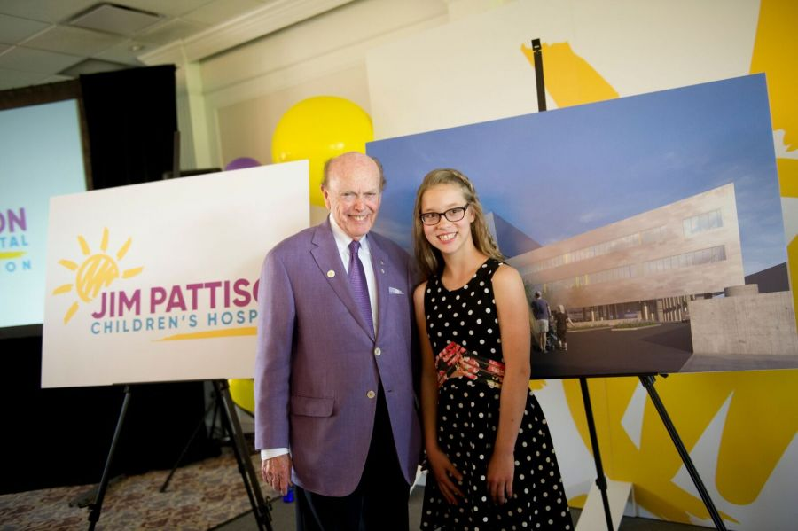 Saskatchewan Children's Hospital gets $50M from businessman Jim Pattison