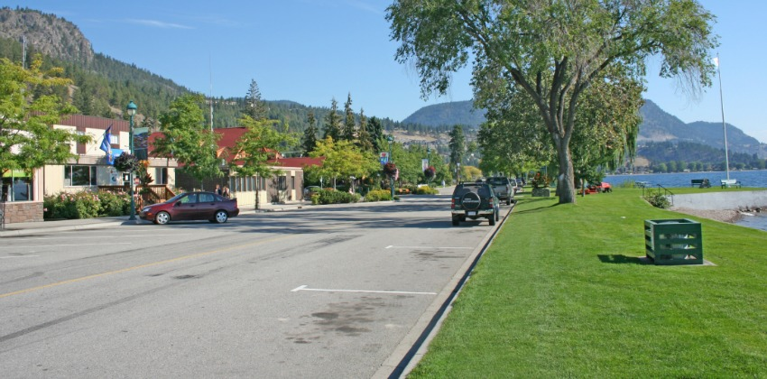 <who> Photo Credit: BC Gov </who> The city of Peachland could see changes to Highway 97 following a study by the Ministry of Transportation and Infrastructure.