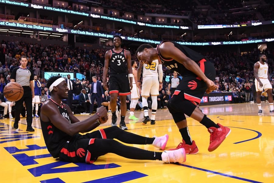 Three members of the Toronto Raptors test positive for COVID-19 | Offside