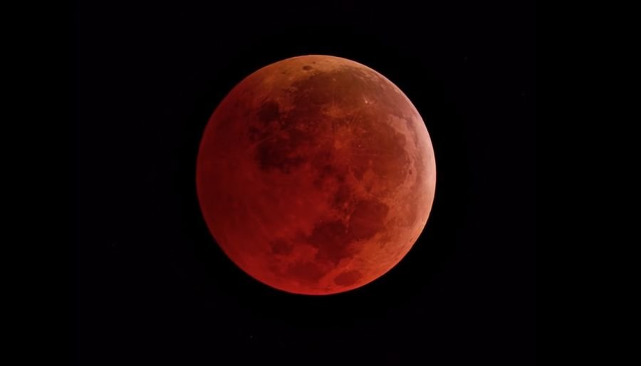 Super Blood Wolf Moon: Watch FULL lunar eclipse in UK