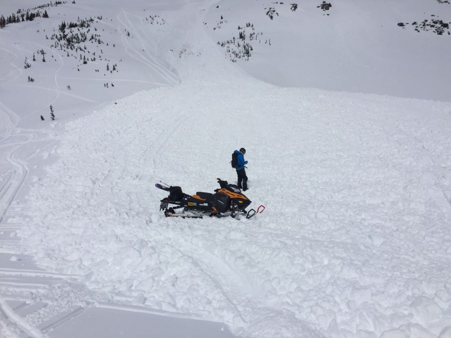 Special Avalanche Warning Issued For B.C., Alberta
