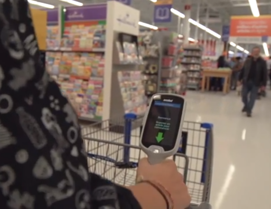 Walmart beginning to introduce Scan & Go at Canada stores