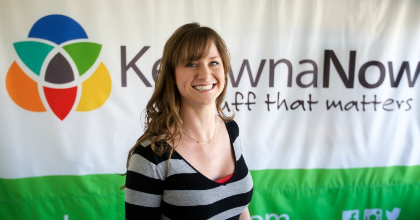 <who> KelownaNow </who> Shannon Christensen is the founder of Mamas for Mamas