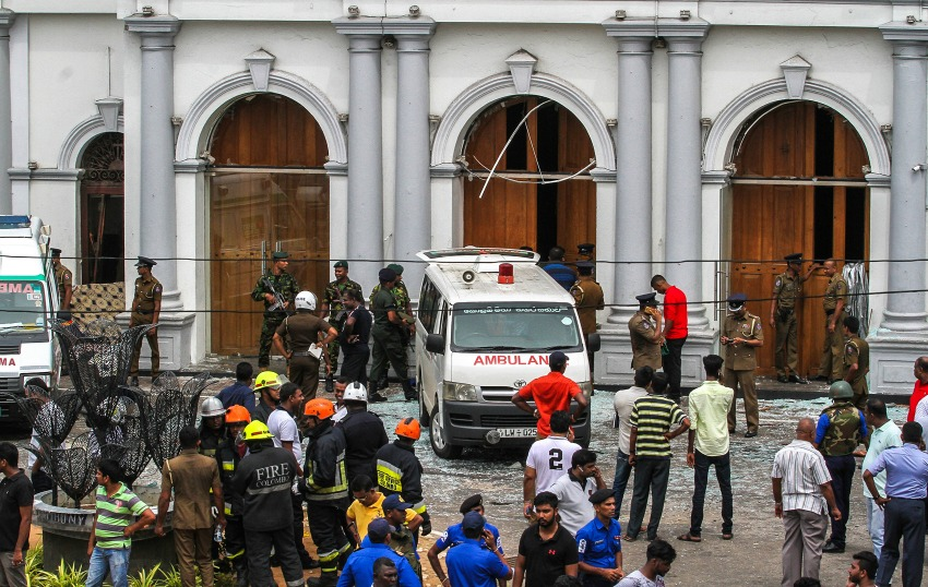Five things you need to know about Sri Lanka bombings