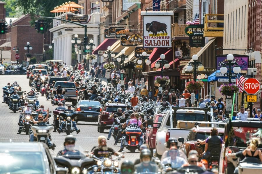 Sturgis Motorcycle Rally Linked to 250K COVID-19 Cases