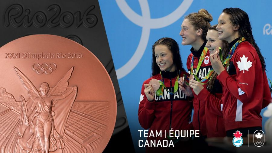 How Penny Oleksiak stacks up against Canada's best Olympians