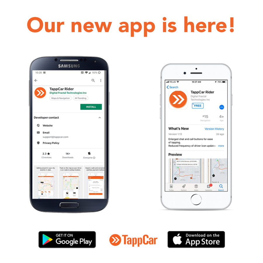 Ride-hailing company TappCar announces plans to operate in