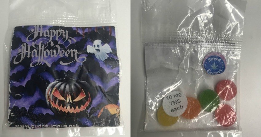 N.S. RCMP investigating after cannabis edibles found in Halloween candy