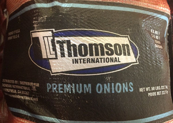 Source of contaminated onions linked to Salmonella outbreak identified: BCCDC