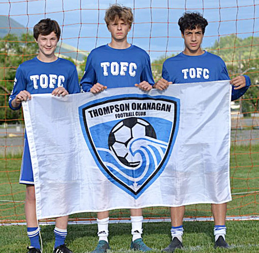 <who>Photo Credit: Contributed </who>Goalkeeper Will Hoffman, left, who played with the TOFC 2006 team last season, has been selected to be a part of the to Whitecaps FC Pre MLS Academy on a part-time basis.