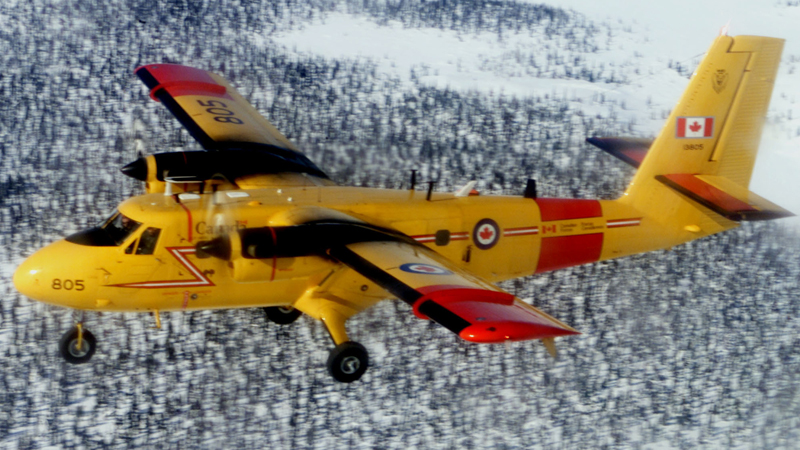 <who> Photo Credit: www.rcaf-arc.forces.gc.ca - CC-138 Twin Otter