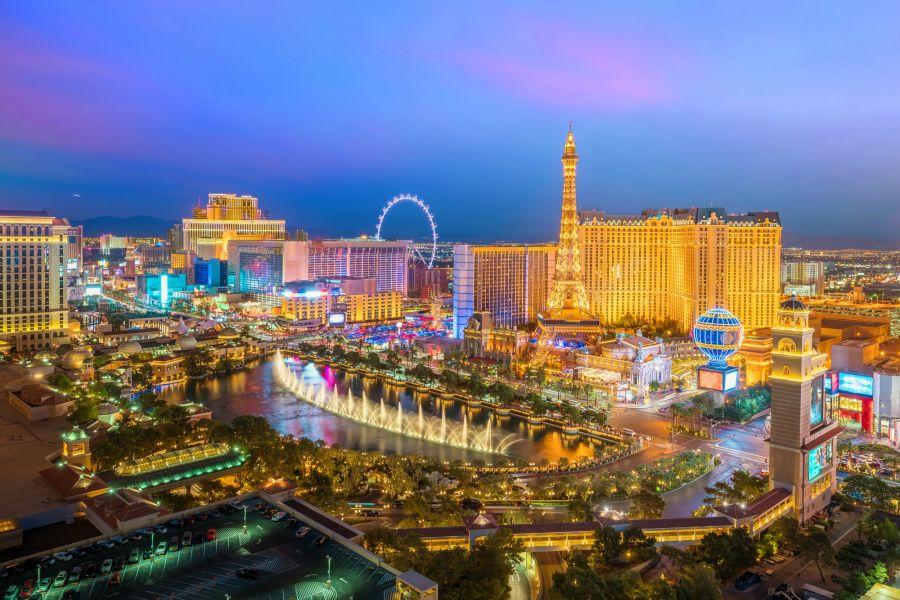 Direct Kelowna to Vegas flights arrive this summer via low-cost airline Swoop