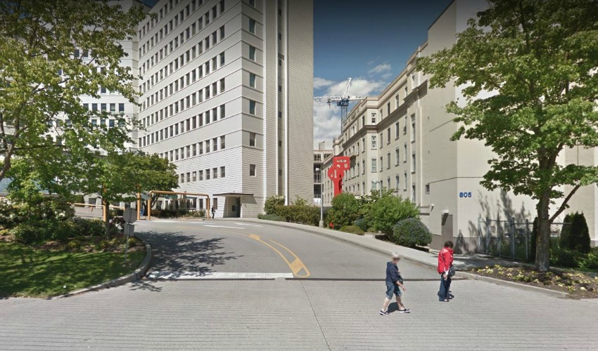 <who> Photo Credit: Google Maps </who> Vancouver General Hospital
