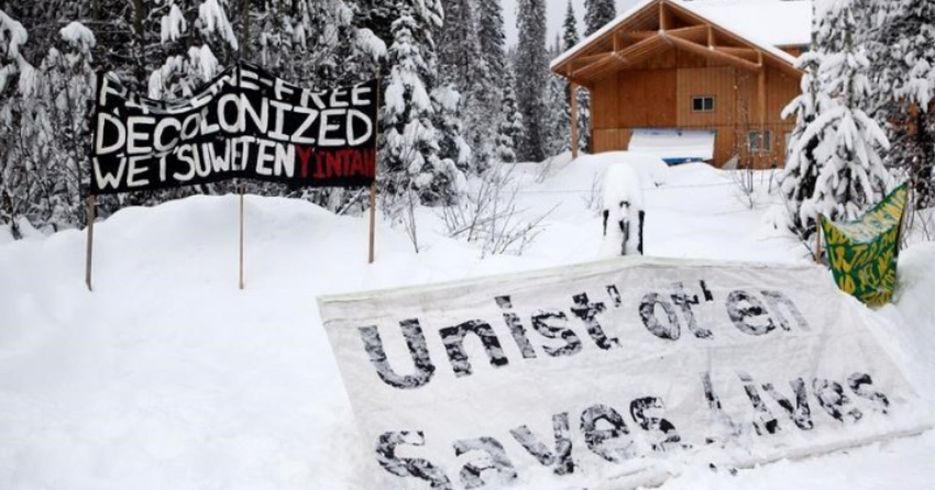 Talks continue to break impasse over pipeline construction in northern B.C.