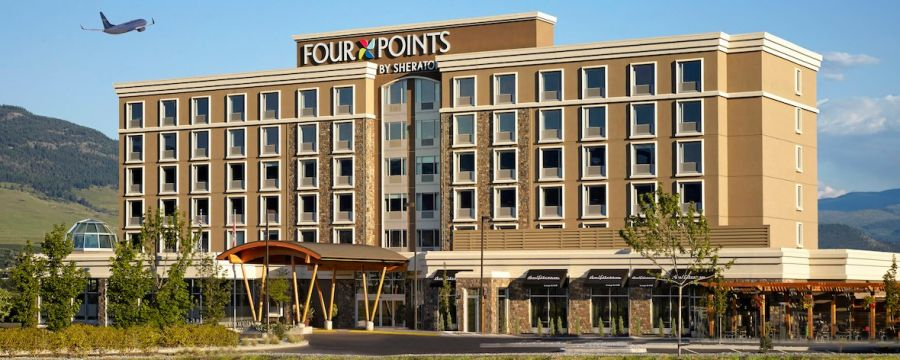 <who>Photo Credit: Sheraton Four Points Kelowna