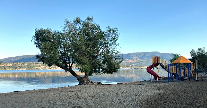 Okanagan Lake levels 2021: Here we go again