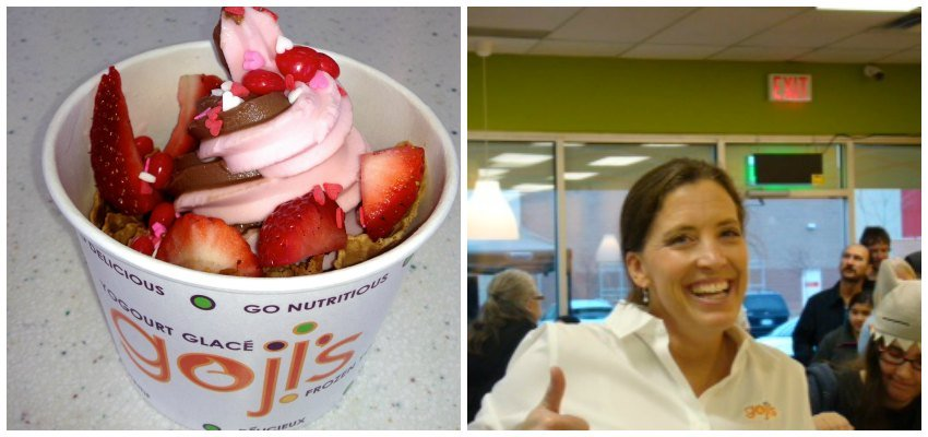 In Focus | Shannon Dawn Weststrate of goji's Frozen Yogurt
