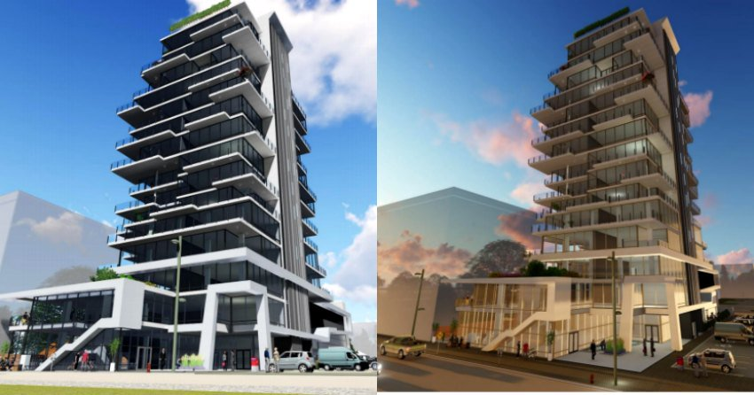 Proposed 15 Storey Jenga Tower Scheduled To Public Hearing