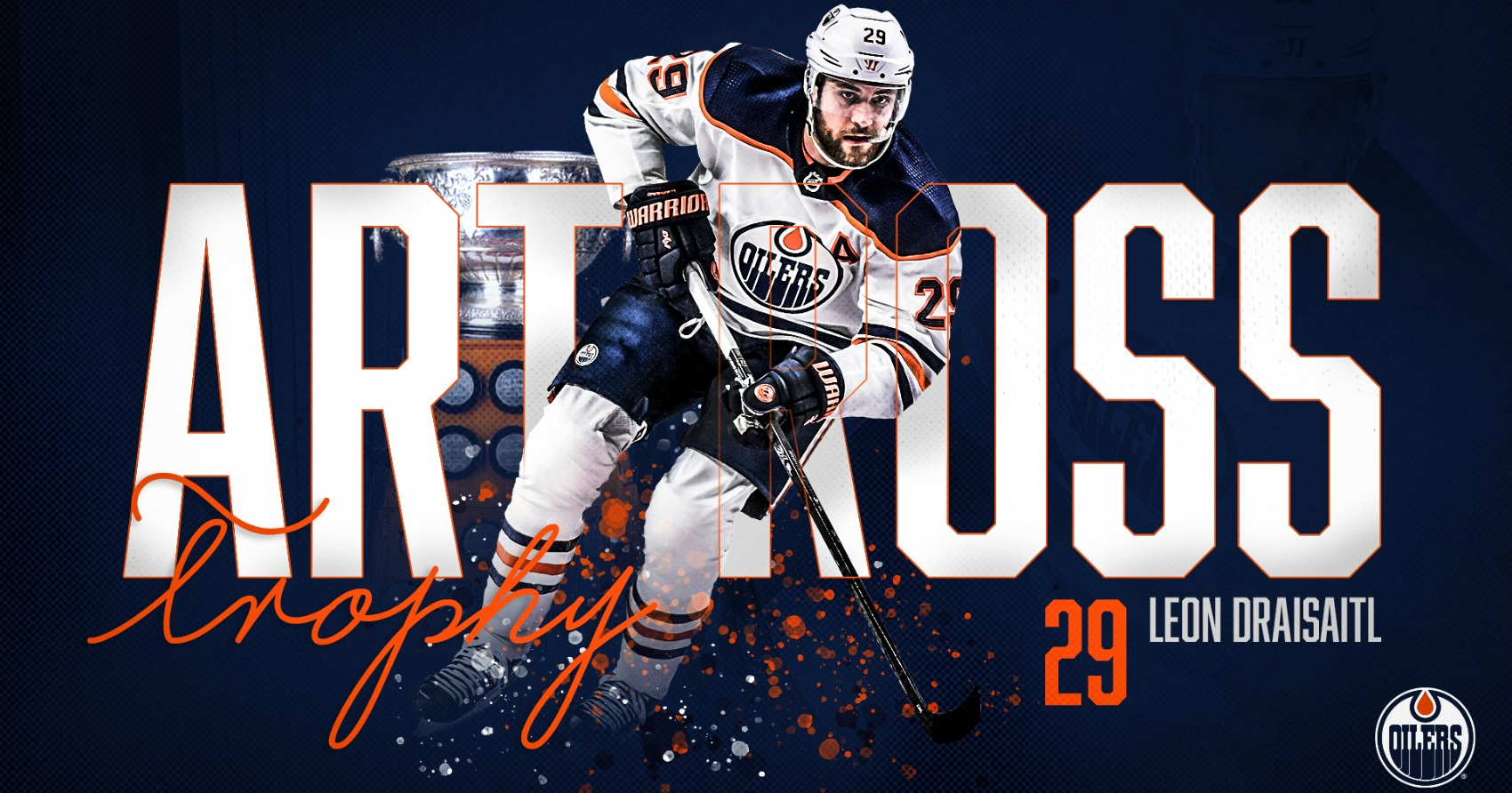 Former Rocket Leon Draisaitl has officially won the Art Ross Trophy