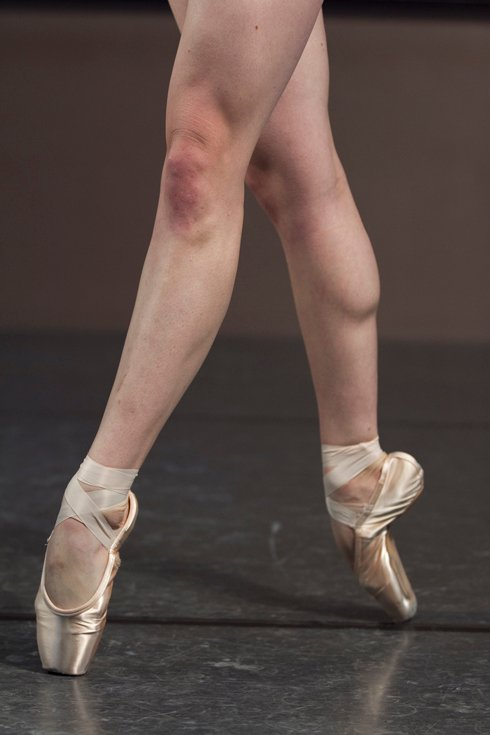 I Want To Look Like A Dancer