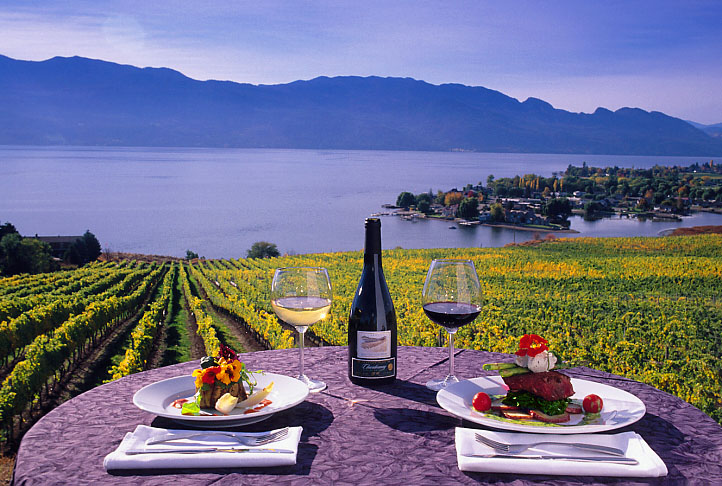 Distinctly Kelowna Tours Gears Up for the Spring Wine Festival
