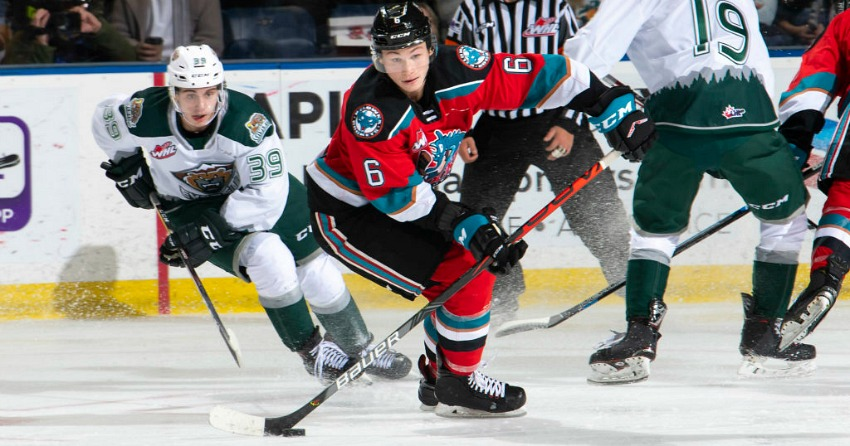 Rockets look to continue winning ways with weekend home-and-home against Silvertips