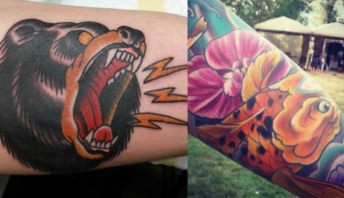 Okanagan tattoo show putting on student art contest for Kelowna tattoo show
