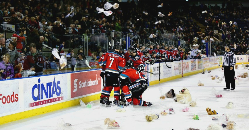Canadian Hockey League initiatives raised more than $7M for