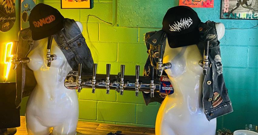 Okanagan bar not changing beer taps despite 'hurtful and threatening' messages