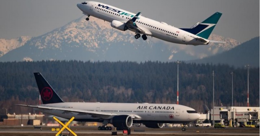 UPDATE: Another 2 domestic flights added to BC's list of potential COVID-19 exposures