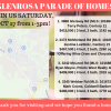 PARADE OF OPEN HOUSES GLENROSA