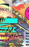 Baths By Design presents Art Battle with Comedy