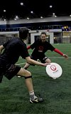 Indoor Ultimate Frisbee