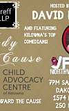 Doak Shirreff presents Comedy for a Cause for the Child Advocacy Centre