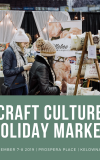 Craft Culture Holiday Market - Prospera Place
