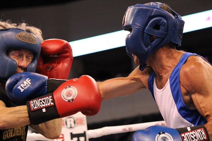 Kelowna amateur boxing