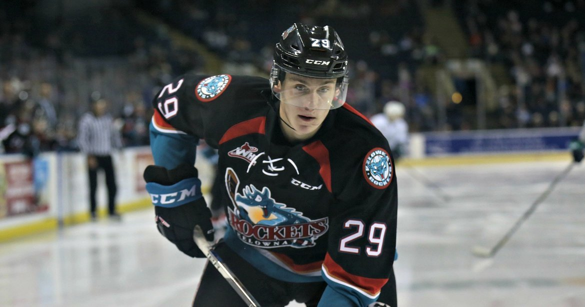 Nolan Foote selected to Team WHL for Canada-Russia series