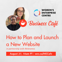 How to Plan and Launch a New Website (webinar)