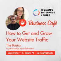 How to Get and Grow Your Website Traffic: The Basics