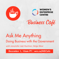 Ask Me Anything: Doing Business with the Government of Canada