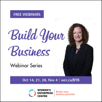 Build Your Business Webinar Series